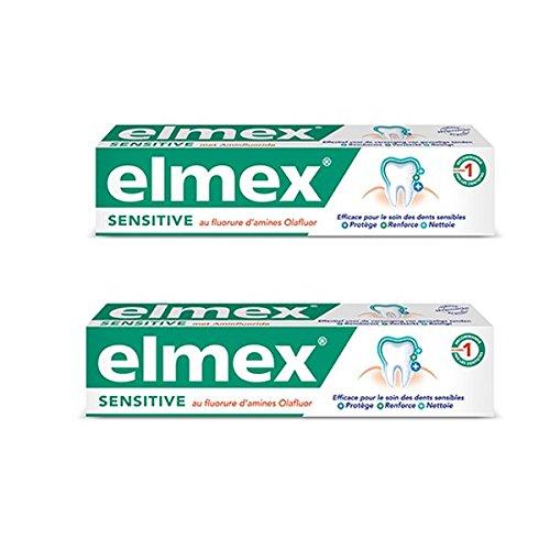 Elmex Sensitive Toothpaste 2 x 75ml
