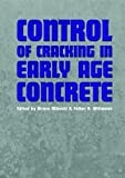 Control of Creaking in Early Age Concrete, , 9058095061