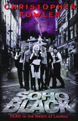 book cover of Soho Black
