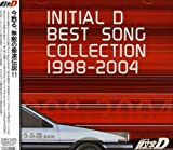 Initial D: Best Song Collection 1998-2004 by Japanimation (2005-03-09)