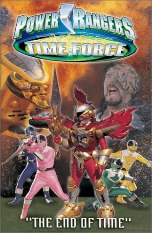Power Rangers Time Force - The End of Time [VHS]