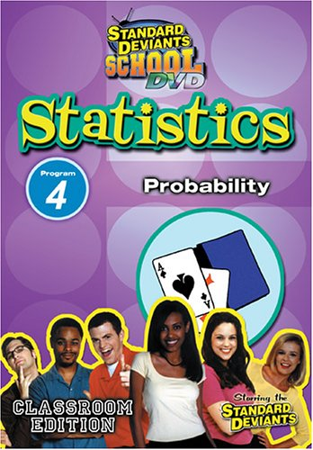 Standard Deviants: Statistics Module 4 - Probability