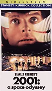 2001: A Space Odyssey (Widescreen Edition) [VHS]