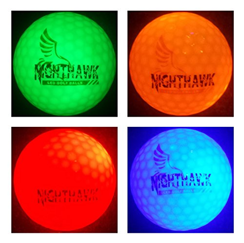 4 Nighthawk Glow In Dark LED Light