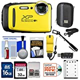 Best Waterproof Cameras - Fujifilm FinePix XP130 Shock & Waterproof Wi-Fi Digital Review