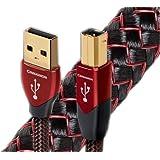 audioquest オーディオクエスト USBケーブル シナモン(USB2.0・A-B)《USB2/CIN/1.5》USB2 CINNAMON/1.5m