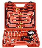 DA YUAN 0-140 PSI Fuel Injection Pressure Gauge Tester Tool Kit