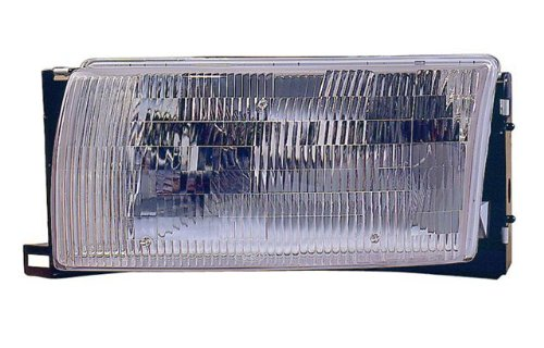 Mercury Villager/Nissan Quest Replacement Headlight Assembly - 1-Pair