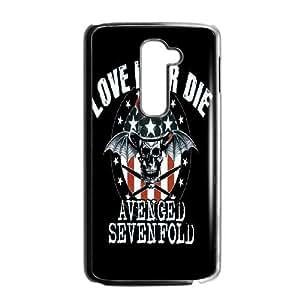 LG G2 Phone Cases Avenged Sevenfold Back Design Phone Case BBHE2084603