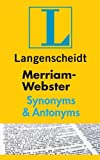 Merriam-Webster Synonyms and Antonyms, , 1585735795
