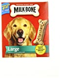 Milk-Bone Dog Treats, Large Dog, 4 Lb Review