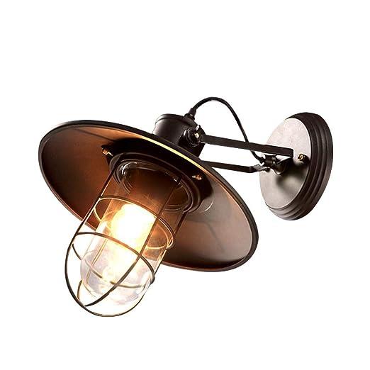 HIZLJJ Lámparas de pared, iluminación del dormitorio Apliques de ...