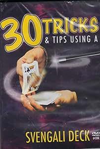 DVD 30 trucos y consejos con una baraja Svengali magia - Eddy Ray