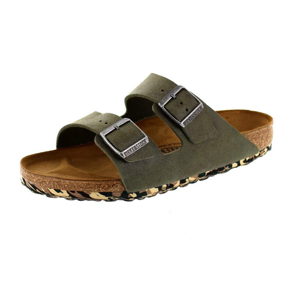 2a442df499a354 Birkenstock - Arizona BS 1012262 - Sandwashed Green  Amazon.co.uk  Shoes    Bags