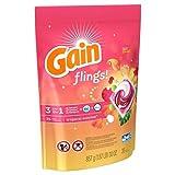 Gain Flings Tropical Sunrise Laundry Detergent Packs, 35 ct