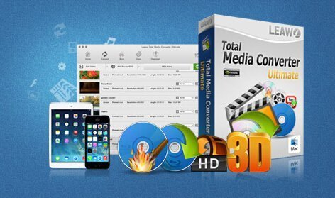 Leawo Total Media Converter Ultimate for Mac- Best and Total VideoConverter, Bluray/DVD Ripper/Copy/Creator, and YouTube Video Downloader Solutions [Download] (Blu Ray Rip Software compare prices)