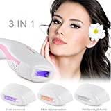 DEESS IPL Photon Hair Removal Acne Clearance Skin Rejuvenation Instrument 3 in 1
