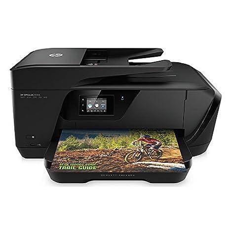 HP OfficeJet 7510 Wide Format AiO Inyección de Tinta A3 WiFi Negro ...