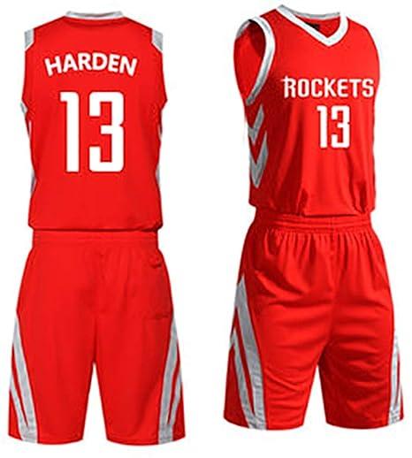 CRYPZYD Hombres Fan Baloncesto Jersey 13# James Harden Houston ...