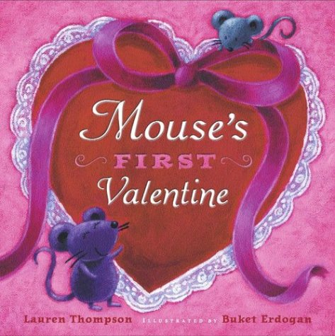Mouse's First Valentine (Classic Board Books)