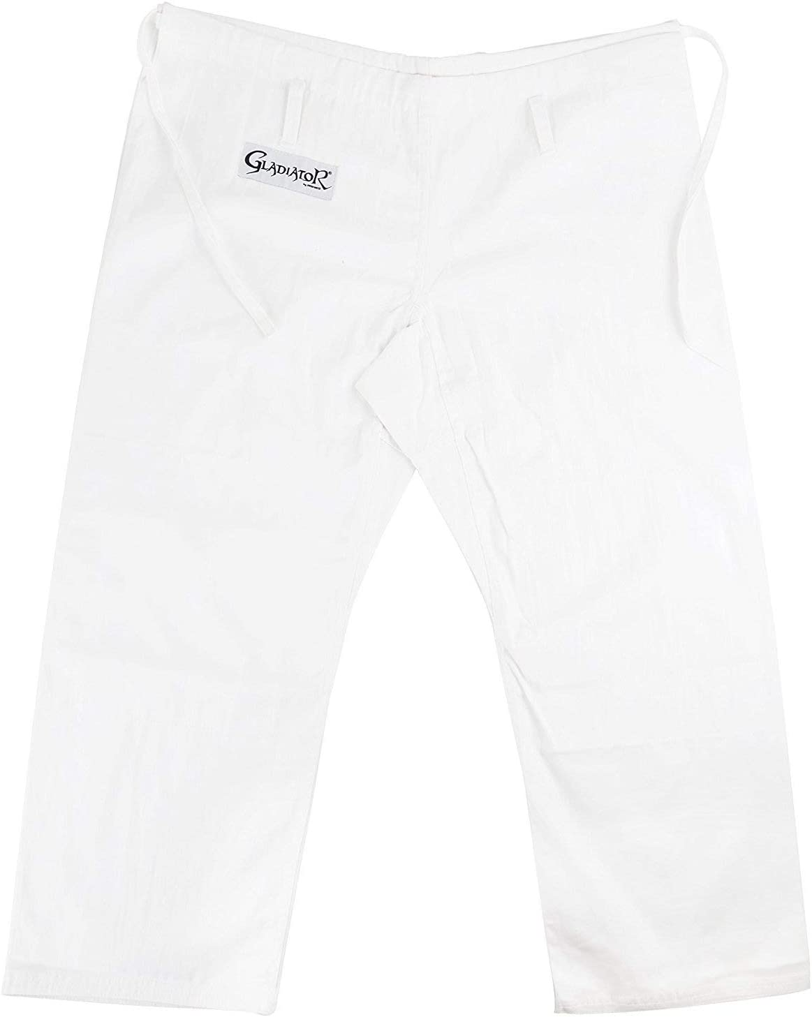 Size 000 PROFORCE Gladiator Judo Pants White