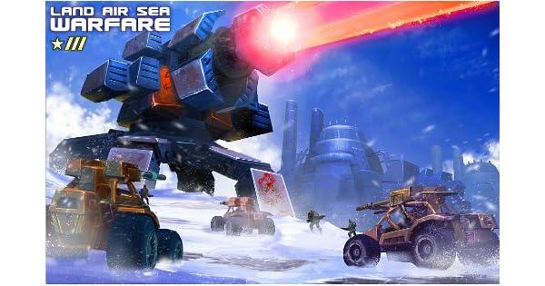 Amazon com: Land Air Sea Warfare [Download]: Video Games