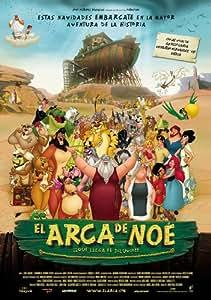 Arca, El Poster Movie Spanish 11x17 Juan Carlos Mesa Jorge Guinzburg Mariana ...