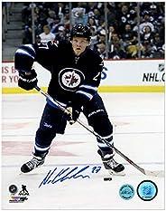 Nikolaj Ehlers Winnipeg Jets Autographed Hockey 8x10 Photo