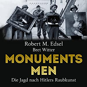 Monuments Men Hörbuch