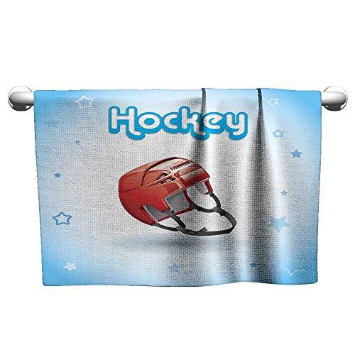 20 Inch Helmet Pool - Pool Towel Hockey Helmet Towels 20 x 20 Inch