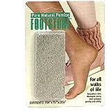 U.S. Pumice Nat Pumice Foot Stone Fts-72 Personal
