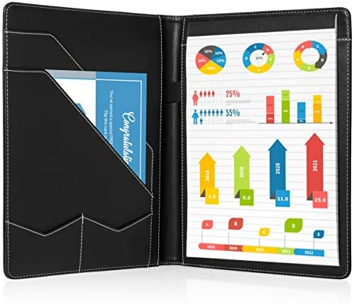 Portfolio Business Folder Polygon Office