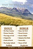 What The Bible Really Says About That...!, Robert L. Kramer, 160647023X