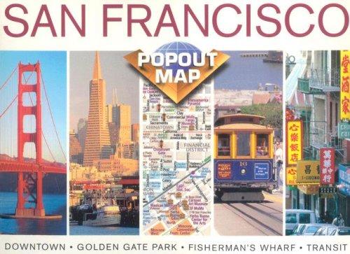 Read Online San Francisco popout (Popout Map) pdf