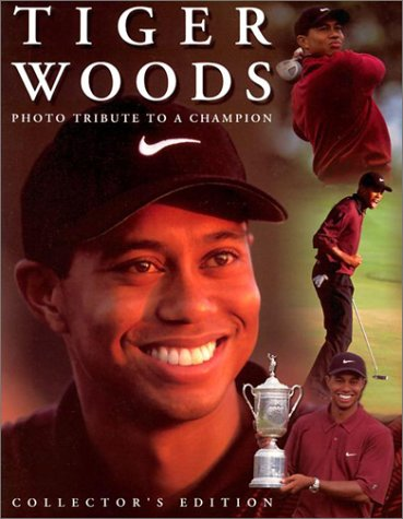 Read Online Tiger Woods: Photo Tribute to a Champion ebook
