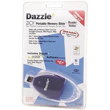 DOWNLOAD DRIVERS: DAZZLE ZIO CARD READER