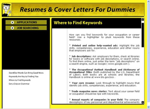 where to find resumes