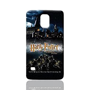 harry potter hogwarts ROUGH Skin 3D way Case Cover can for their Samsung Galaxy S5 I9600 Regular SALE digital
