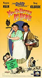 Ma and Pa Kettle at Home [USA] [VHS]: Amazon.es: Marjorie