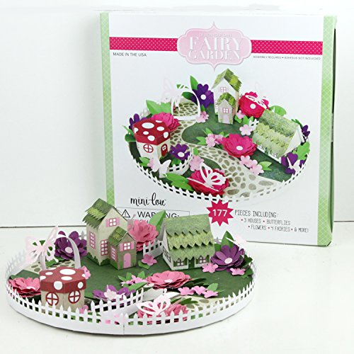 Design Your Own Fairy Garden Box Set