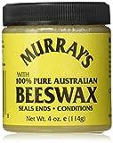 Murrays Beeswax 4 Ounce Jar (2 Pack)