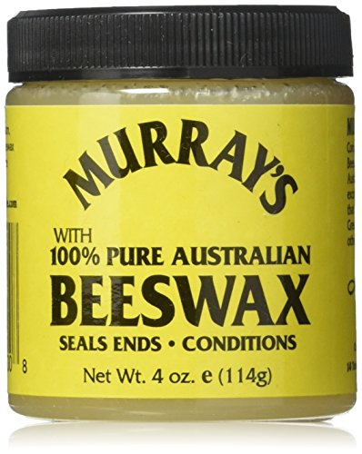 Murrays Beeswax 4 Ounce Jar (2 Pack) ()