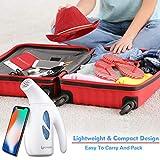 Uomeod Portable Steamer for Clothes, Mini Travel