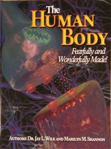 Download Human Body: Fearfully and Wonderfully Made - Full Set with Solutions and Tests pdf