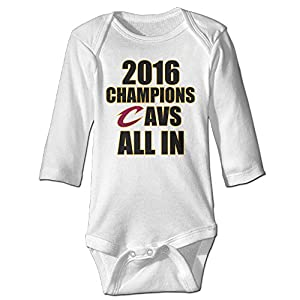 Kamici Inflant 2016 All In Cav Long Sleeve Romper Suit Climb Clothes White