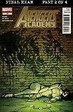 reptil marvel - Avengers Academy #35 VF/NM ; Marvel comic book