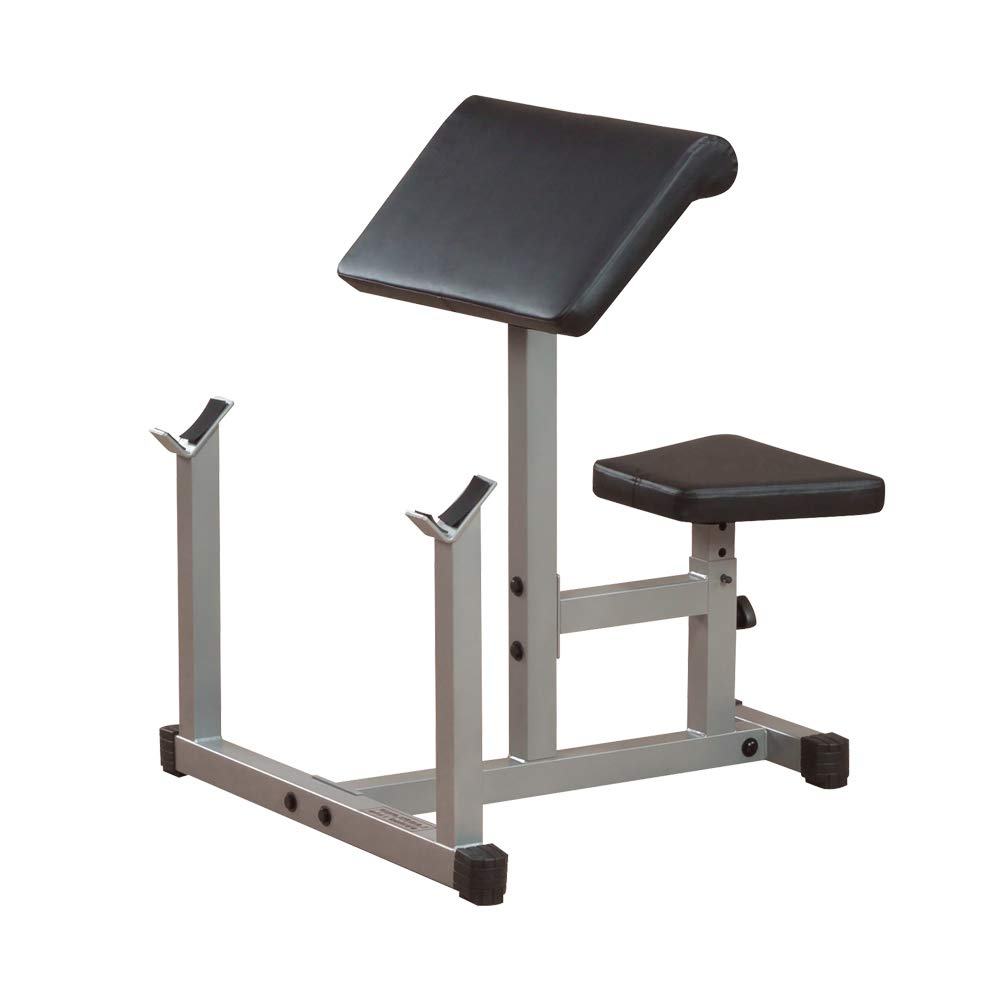 Body-Solid Powerline PPB32X Preacher Curl Bench by Body-Solid