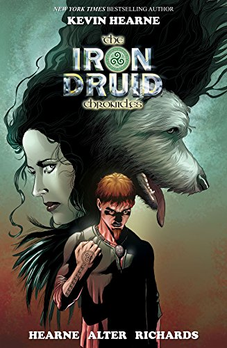 Hounded: The Graphic Novel (Iron Druid Chronicles)