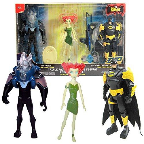 Mattel Year 2006 The Batman EXP Extreme Power Series 3