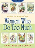 Women Who Do Too Much Cards (Large Card Decks)